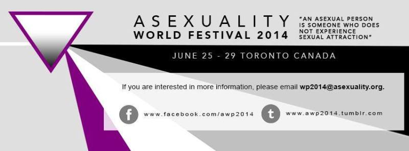 Asexuality World Festival 2014